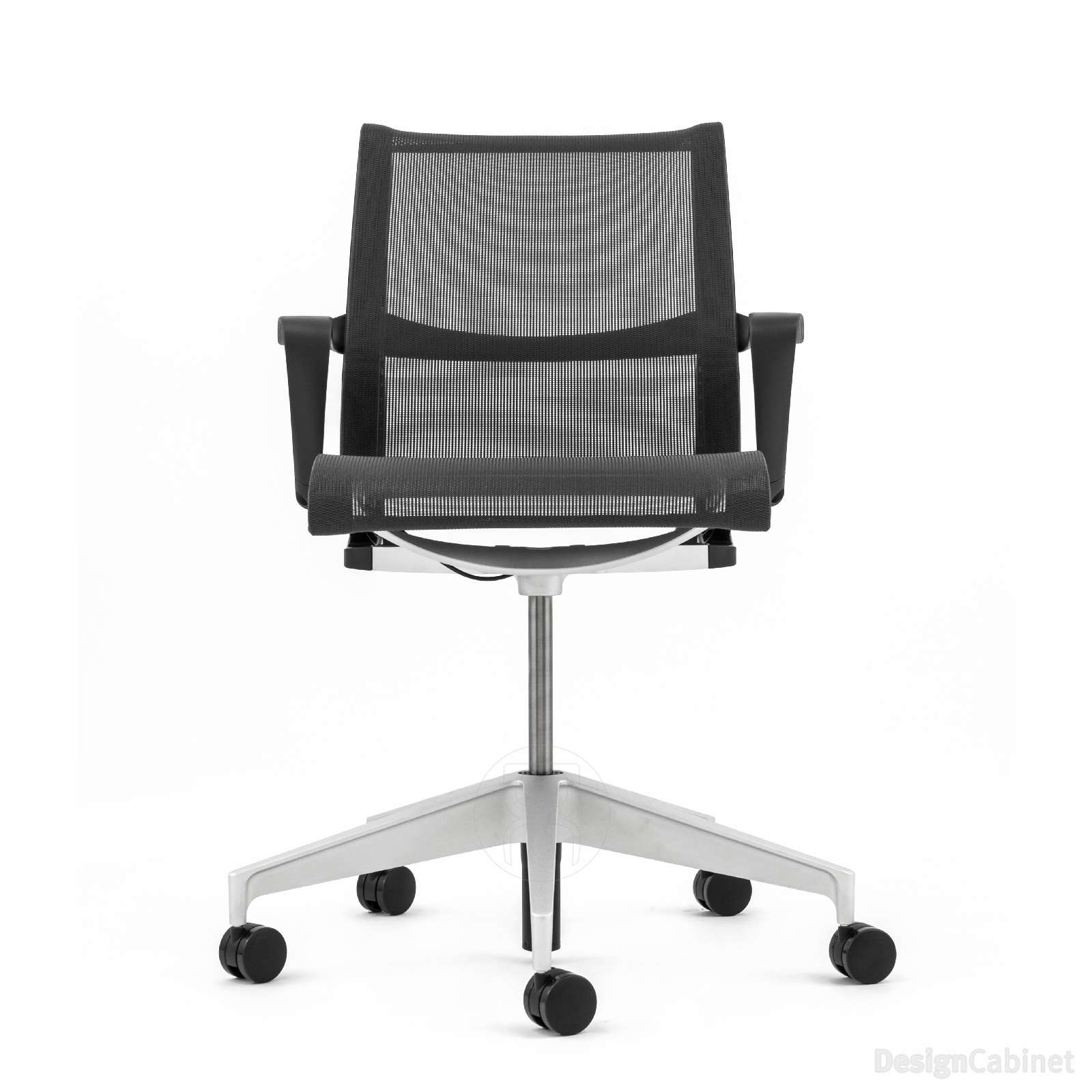 Herman Miller Setu Swivel Chairs