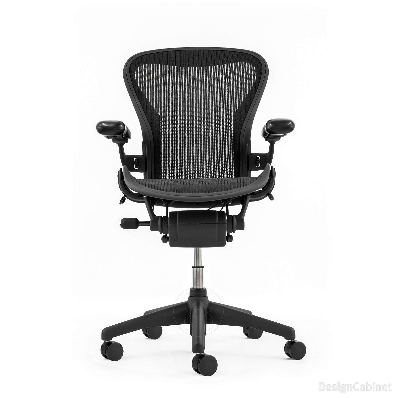 new herman miller aeron chair. Black Bedroom Furniture Sets. Home Design Ideas