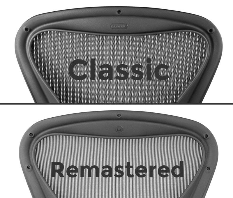– Unterschiede Die Aeron Classic vsAeron Remastered 9IYEHebWD2