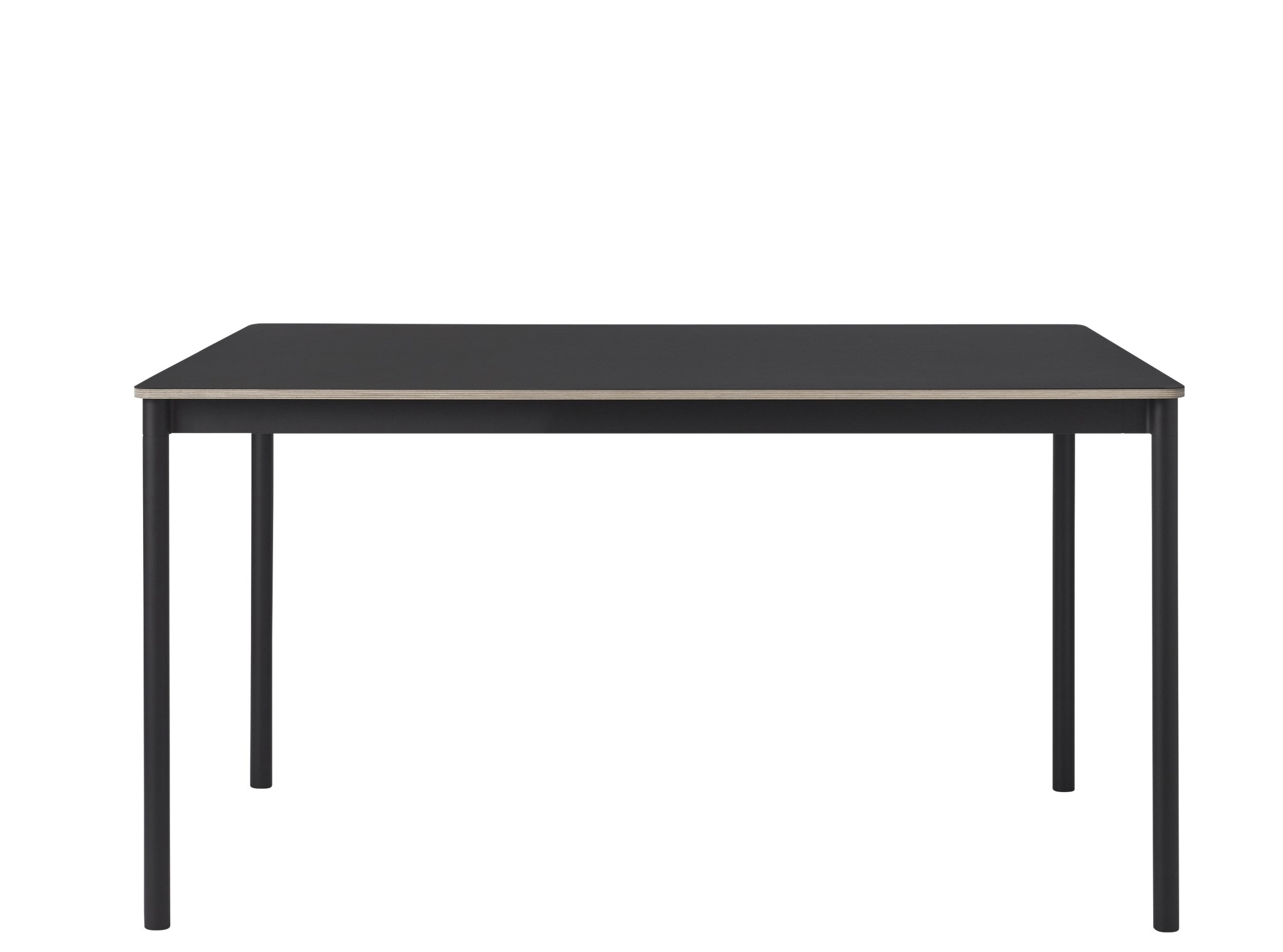 Muuto Base Table 160x80 | Worktables | Desks | DesignCabinet® U2013 Official Herman  Miller Store With Aeron Chair
