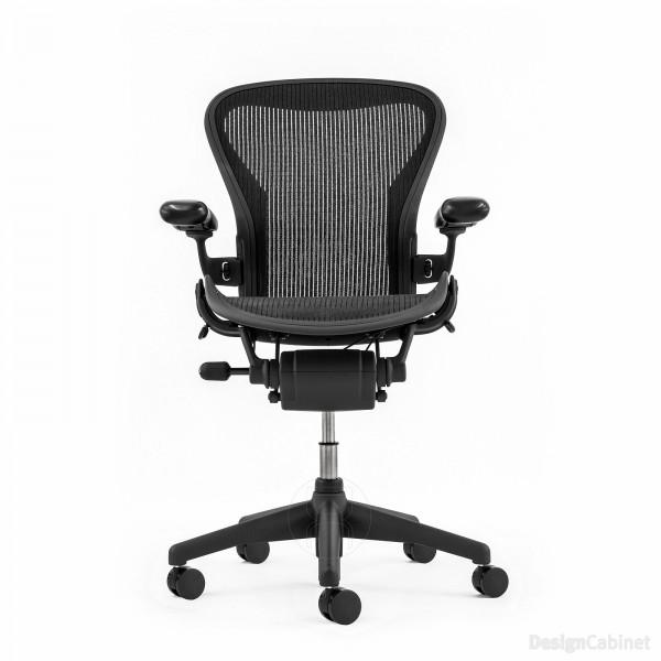 herman miller aeron chair u2013 size c - Herman Miller Aeron Chair