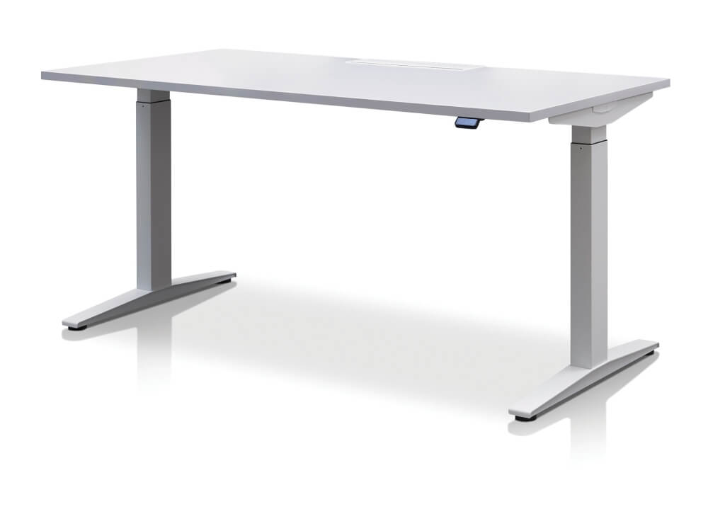 Herman Miller Ratio U2013 Motorised Height Adjustable Desk 160 X 80 Cm |  DesignCabinet U2013 Official Herman Miller Store With Aeron Chair