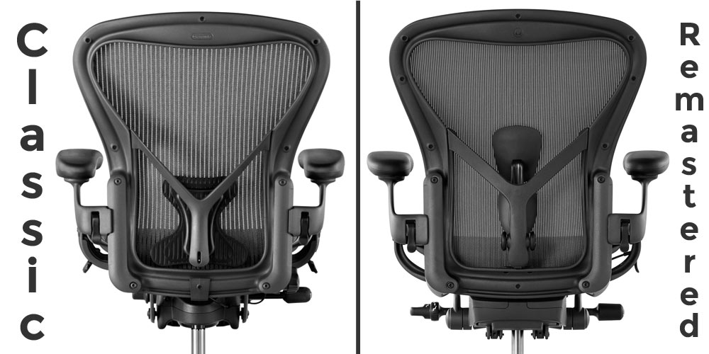 aeron classic vs remastered the differences what s new